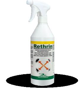 Insetticida a rapida azione di rethrin