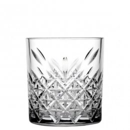 Bicchiere timeless pasabahce whiskey acqua vintage