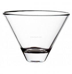 Coppa per il gelato in vetro di Volubilis